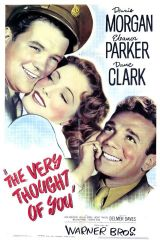 The Very Thought of You 1944 DVD - Dennis Morgan / Eleanor Parker